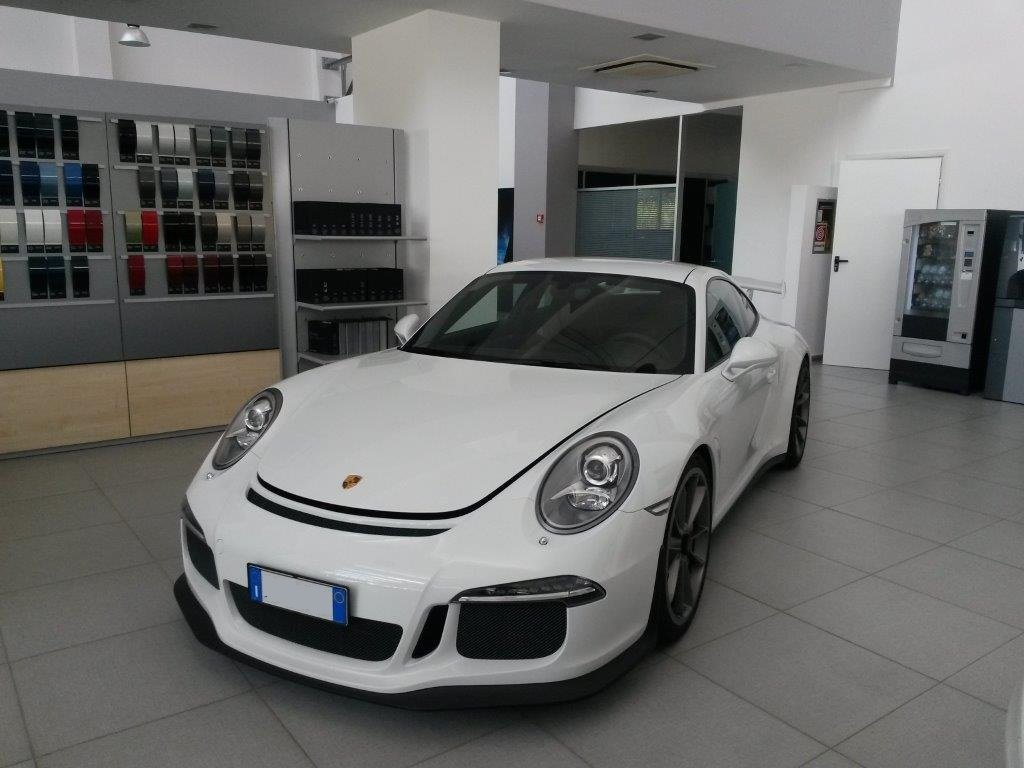 Porsche 911 3.8 GT3 (991) 2015 For Sale (picture 1 of 6)