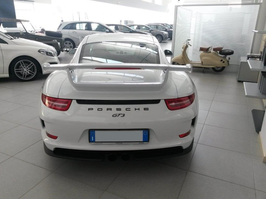 Porsche 911 3.8 GT3 (991) 2015 For Sale (picture 4 of 6)