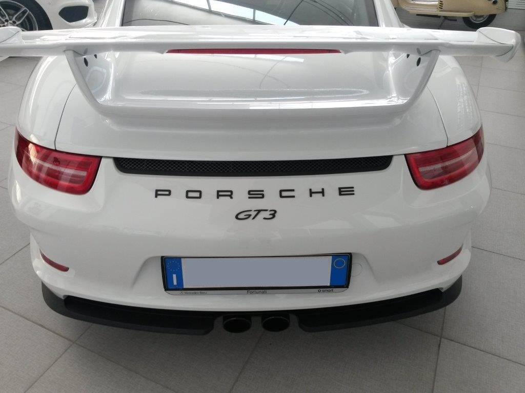 Porsche 911 3.8 GT3 (991) 2015 For Sale (picture 6 of 6)