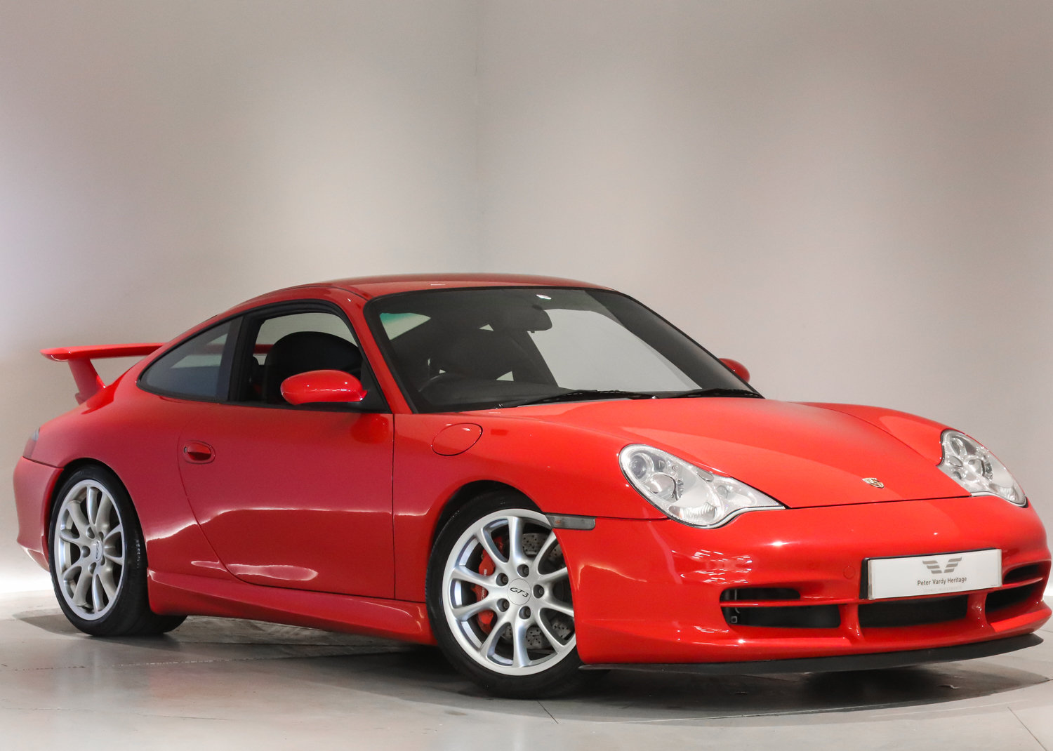 2004 Beautiful Condition Porsche GT3 For Sale (picture 1 of 6)