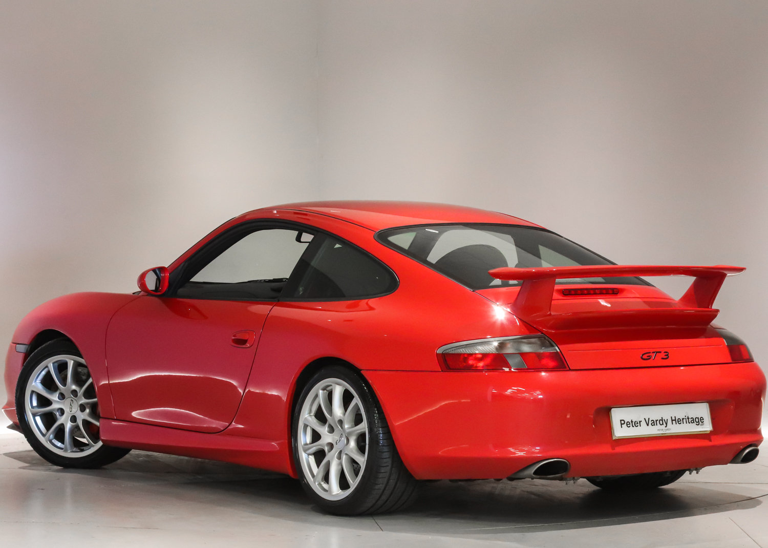 2004 Beautiful Condition Porsche GT3 For Sale (picture 2 of 6)