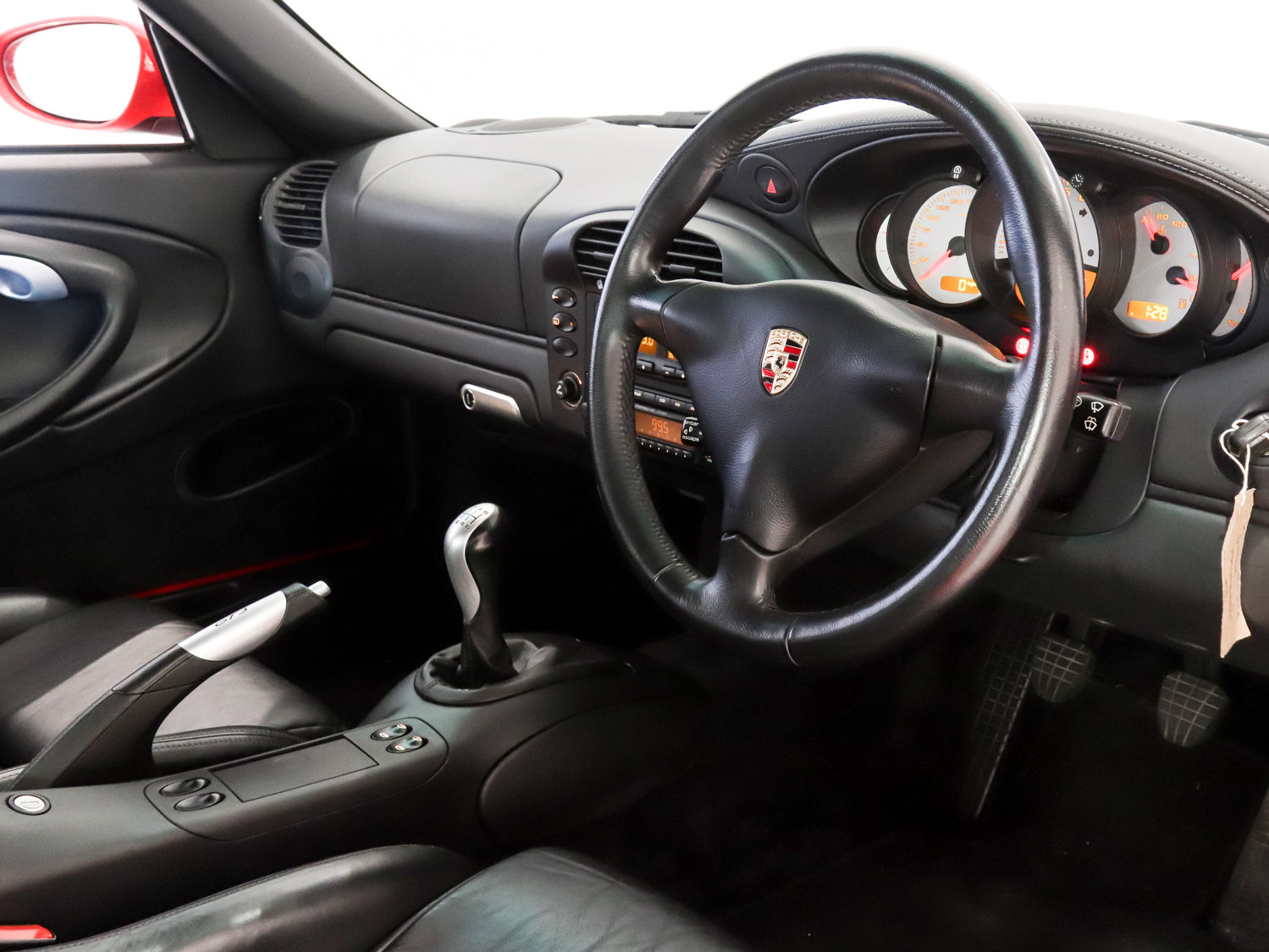 2004 Beautiful Condition Porsche GT3 For Sale (picture 4 of 6)