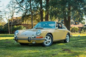 1967 Porsche 911S Coupe = Correct low 12k miles  $229k For Sale