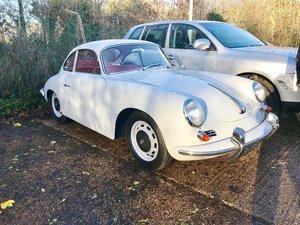 1965 Porsche 356 C Coupe: 02 Apr 2019