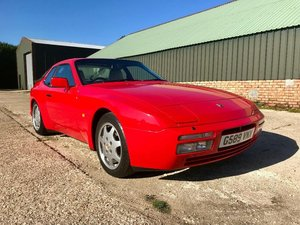 1990 Porsche 944 Turbo: 02 Apr 2019 For Sale by Auction