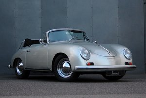1959 Porsche 356 A Cabriolet LHD For Sale