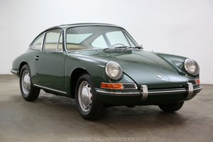 1966 Porsche 912 3 Gauge Sunroof Coupe