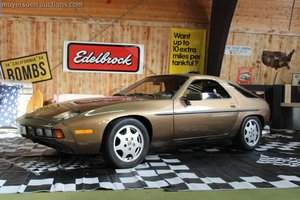 1981 PORSCHE 928 For Sale by Auction