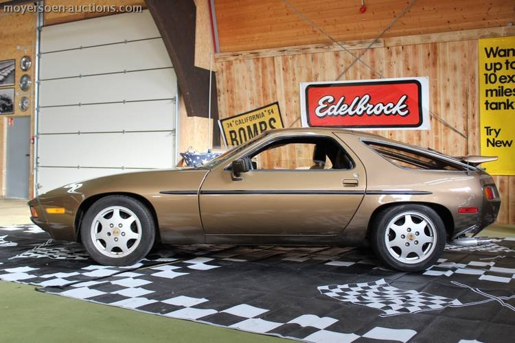 1981 PORSCHE 928 For Sale by Auction (picture 2 of 6)