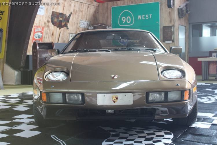 1981 PORSCHE 928 For Sale by Auction (picture 6 of 6)