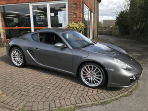 2008 HUGE SPECIFICATION PORSCHE CAYMAN 3.4 S For Sale