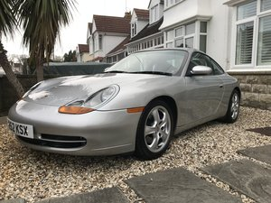 1998 98 C2 Manual Coupe - Low Miles, M030, Sports seats
