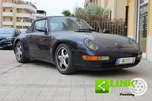 1994 Porsche 911 Cabrio Carrera 2 CAT For Sale