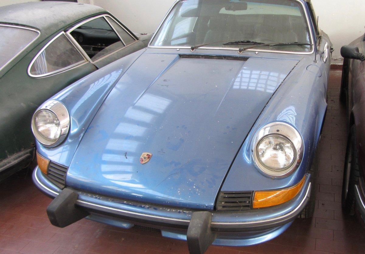 Porsche 911 E targa 1971 For Sale (picture 2 of 6)