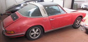 PORSCHE 911 2.4 T TARGA 1972 to restore For Sale