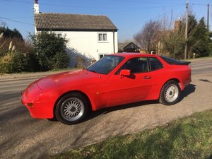 1985 Porsche 944 for sale at EAMA Auction 30/3 For Sale by Auction