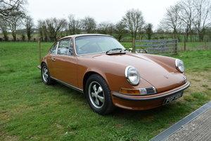 1972 Porsche 911 2.4S For Sale by Auction