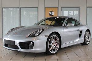 2014/14 Porsche Cayman (981) 3.4 S PDK For Sale