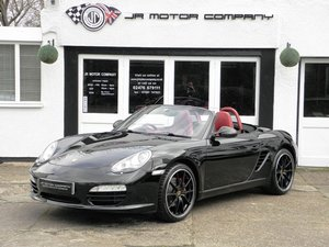 Picture of 2010 Porsche Boxster 3.4 S Gen 2 PDK Jet Black Striking & Unique! SOLD