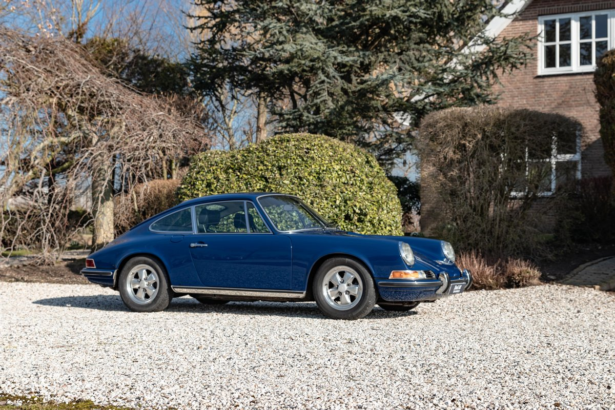 1971 Porsche 911 2.4 T Ölklappe For Sale (picture 1 of 6)