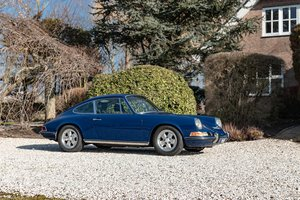 1971 Porsche 911 2.4 T Ölklappe For Sale