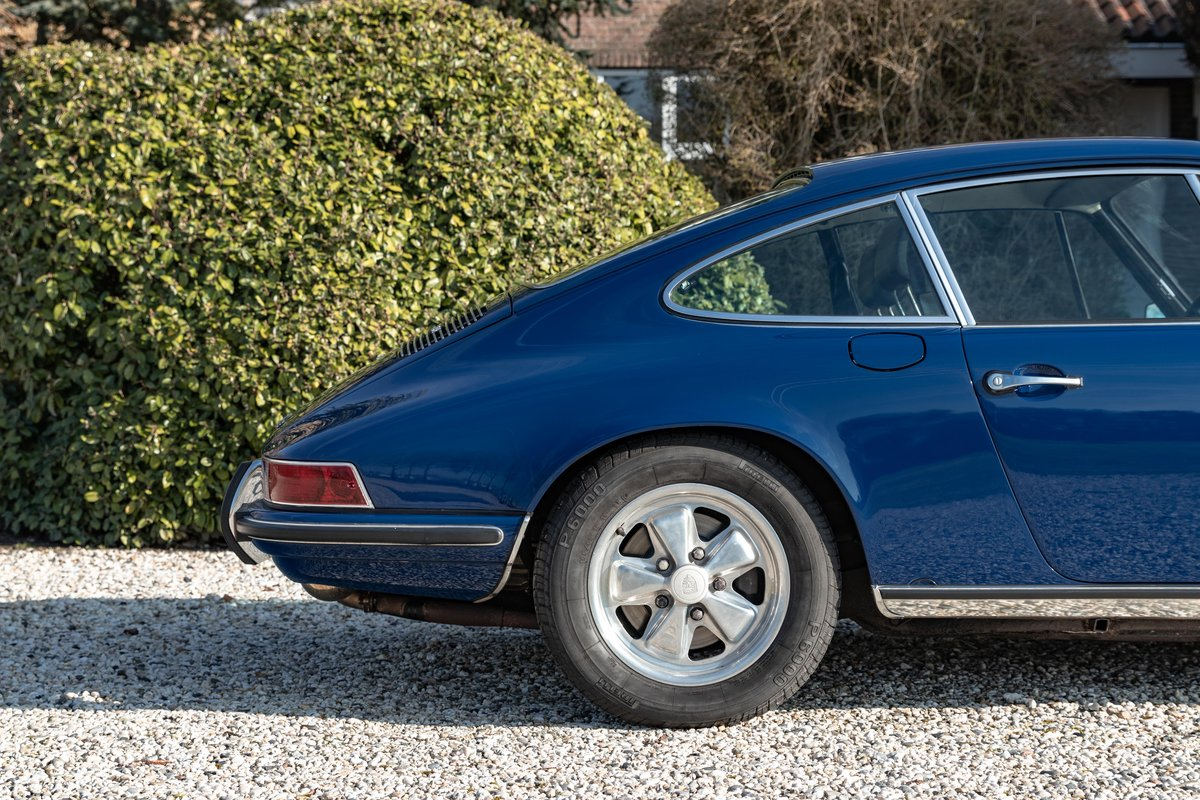 1971 Porsche 911 2.4 T Ölklappe For Sale (picture 2 of 6)