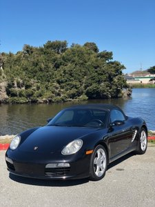 2005 Porsche Boxster = All Black Manual 54k miles $16.9k For Sale