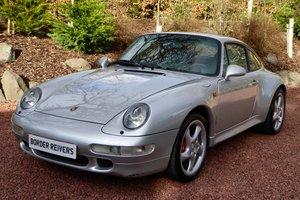 1997 Porsche 911-993 C2S 46k miles FSH For Sale