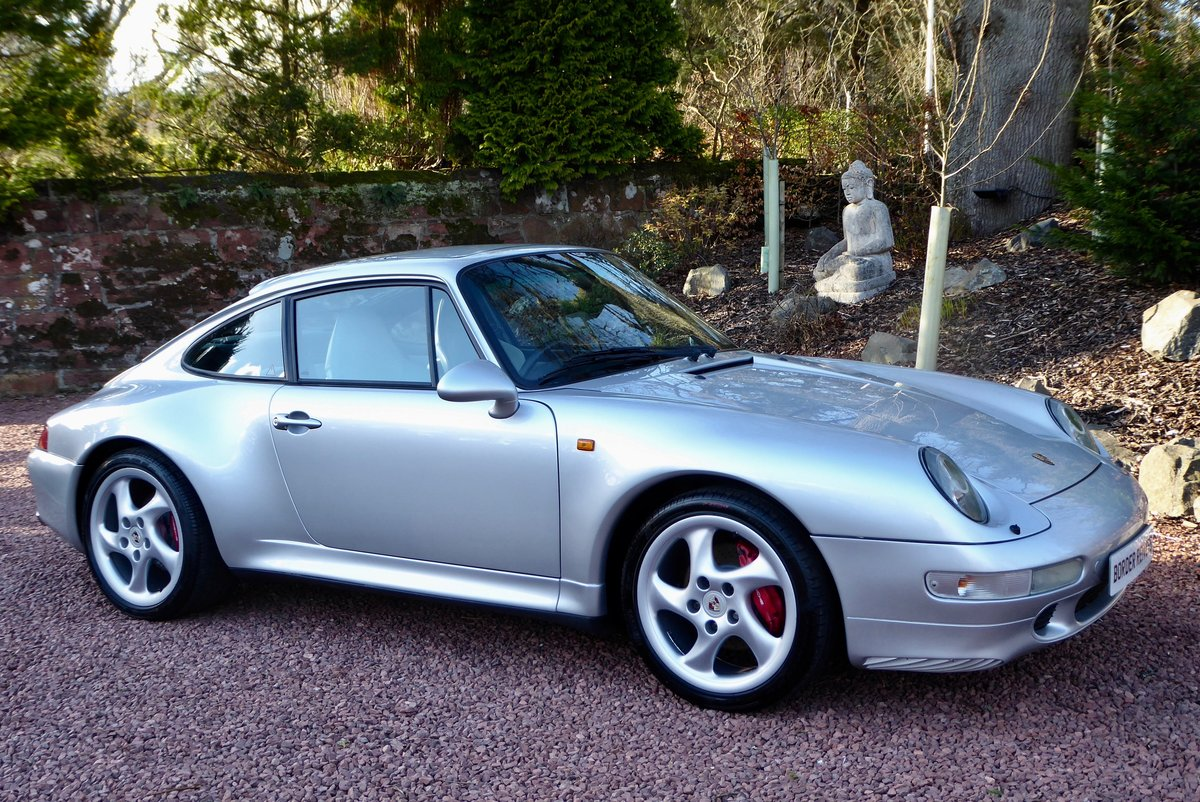 1997 Porsche 911-993 C2S 46k miles FSH For Sale (picture 2 of 6)