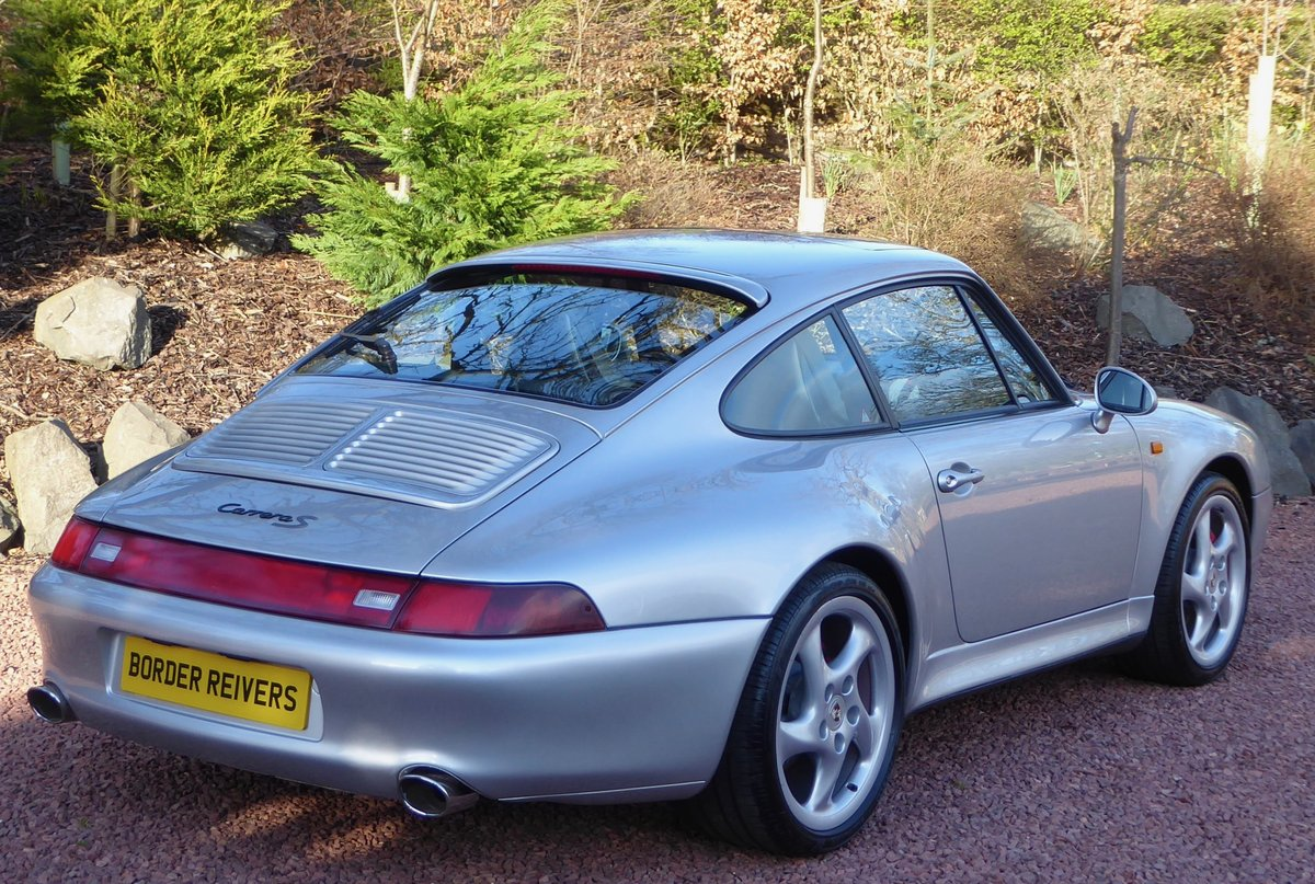 1997 Porsche 911-993 C2S 46k miles FSH For Sale (picture 4 of 6)