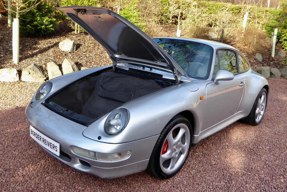 1997 Porsche 911-993 C2S 46k miles FSH For Sale (picture 5 of 6)