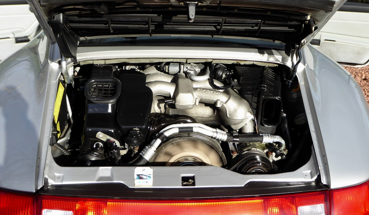 1997 Porsche 911-993 C2S 46k miles FSH For Sale (picture 6 of 6)
