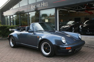 1989 Porsche 911 930 Turbo Cabriolet Classic For Sale