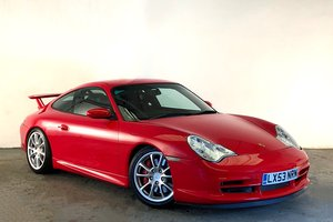 Porsche 996 GT3 Clubsport. Low Mileage, Stunning. 2004 For Sale