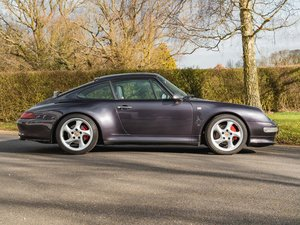 1997 Porsche 993 Carrera S For Sale