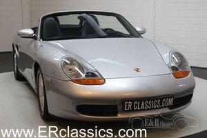 Porsche Boxster 2.7 convertible 2002 85022 KM For Sale