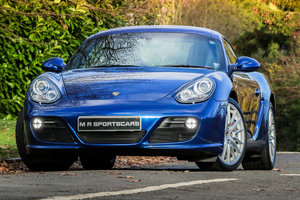 2009 Porsche Cayman S Gen II Sports Seats Chrono Manual