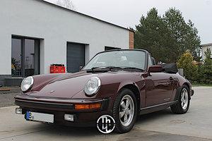 1983 Porsche 911 SC 3.0 CABRIO For Sale