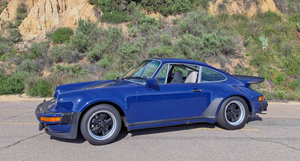 1976 Porsche 930 Turbo Carrera 3.0 Coupe = Rare Blue $179k