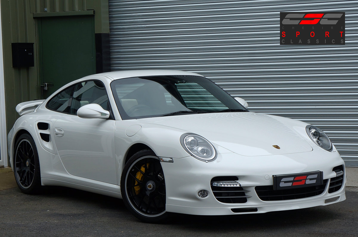 2011 Porsche 997 turbo S PDK ES700 - 1 owner, 13k, 672bhp, FPSH For Sale (picture 1 of 6)