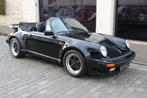 1989 Porsche 911 3.2 Classic Carrera Super Sport Cabriolet 2dr For Sale
