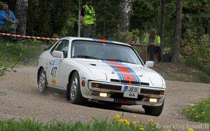 1981 Porsche 924 turbo Rally