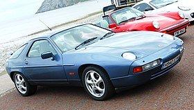 1986.5 Porsche 928 S = Blue(~)Ivory 31k miles Manual $47.9k