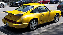 1994 Porsche 911 (964) RS America = Black 59k miles $109.9k