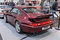 1699 1997 Porsche 993 (911) Turbo = Arena Red(~)Grey $169.9k For Sale