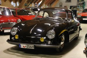 1957 Porsche 356 A Coupe / togo brown / 1600 S engine For Sale