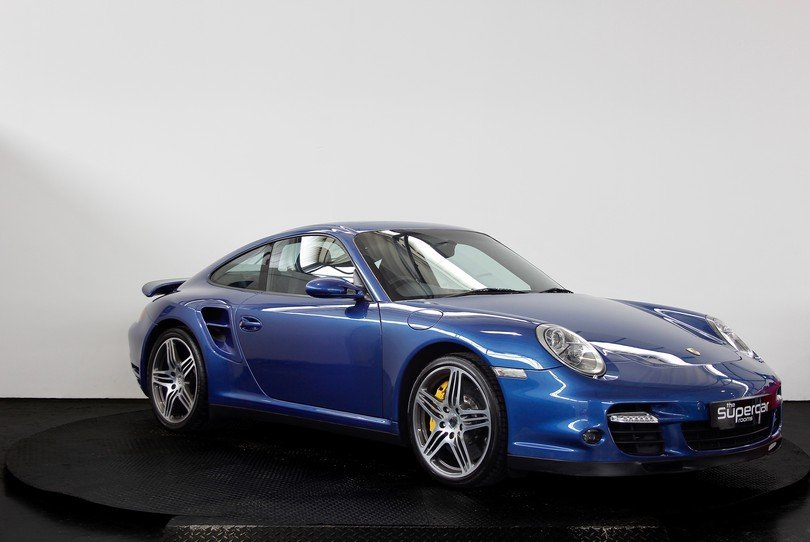2008 Porsche 997 Turbo - Manual - 37K Miles - PCCB For Sale (picture 2 of 6)