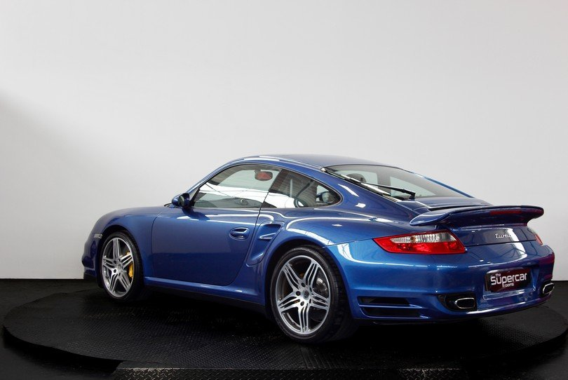 2008 Porsche 997 Turbo - Manual - 37K Miles - PCCB For Sale (picture 4 of 6)
