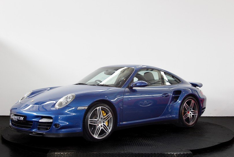 2008 Porsche 997 Turbo - Manual - 37K Miles - PCCB For Sale (picture 5 of 6)