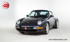 1994 Porsche 993 Carrera Manual LHD /// 51k Miles